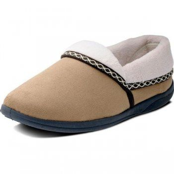 Mellow 460 EE Fit Camel Slippers