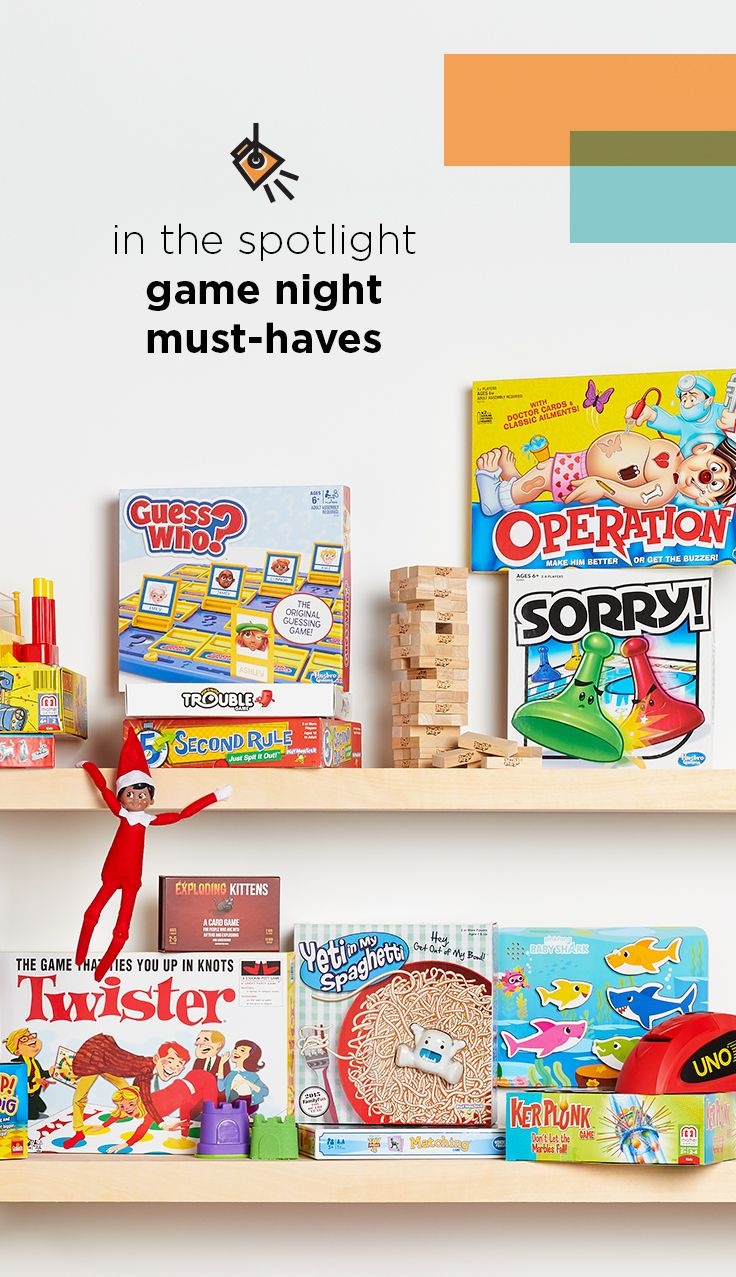 In The Spotlight Find Game Night Must Haves At Kohl S Too Cold