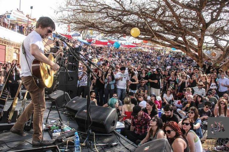 Rocking Picnic at Park Acoustics. Eeufees Road, #Pretoria, #South Africa a spot from the miniGuide Gauteng Premium Music Festivals created at #Spotpanda