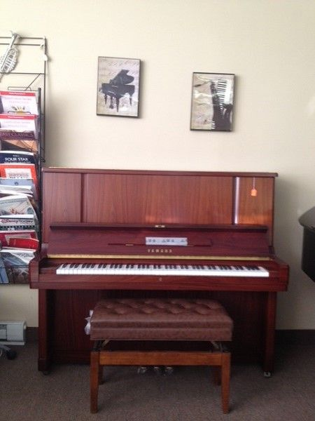 1000 images about classic piano centre showroom on for Yamaha upright grand