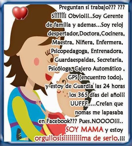 el dia de la madre