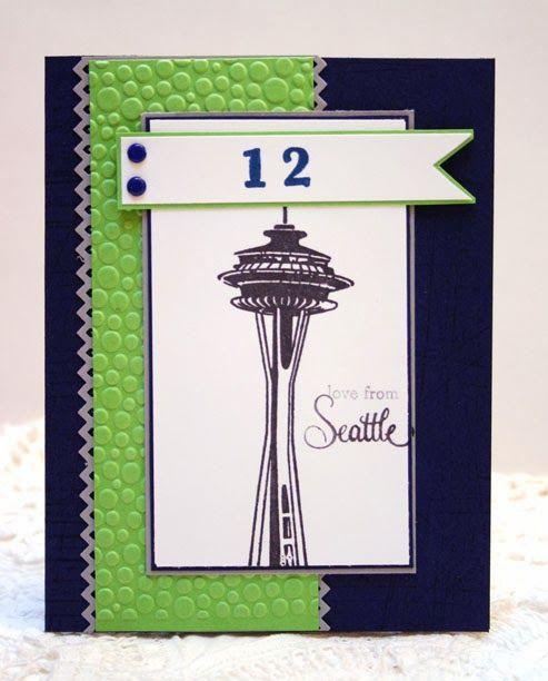 Go Seattle Seahawks!