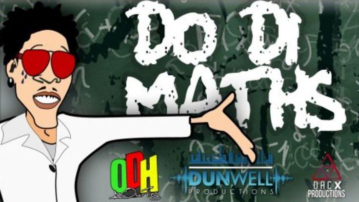 Vybz Kartel - Do Di Maths (Wah Do You?) [Official Lyric Video HD]