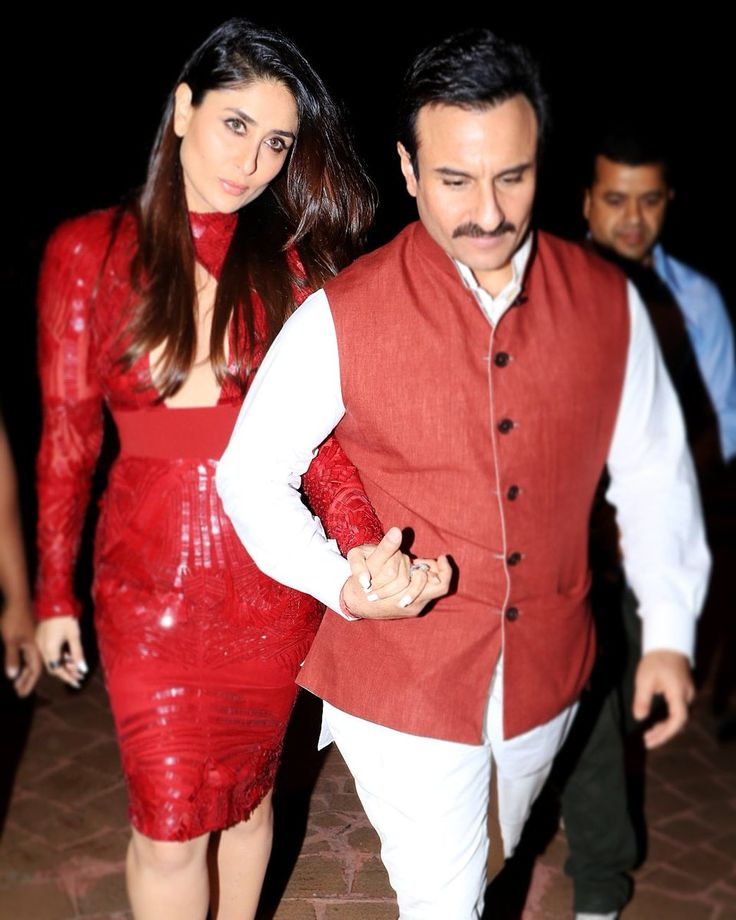 """Kareena Kapoor Khan and Saif Ali Khan Favourite couples we are crushing on RN!  @feminaindia  Dec, 2017  """"We can never get enough of these couples, let's look at some of the most adorable couples <3"""" #celebrity #celebrities #couples #couple #indianfashion #love #romance #kareenakapoor via @sunjayjk"""
