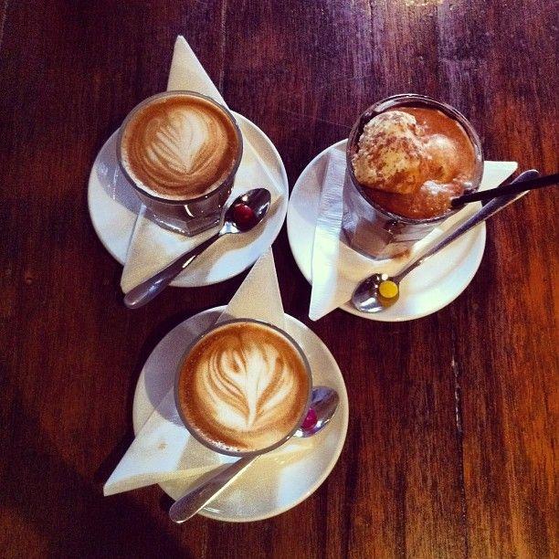 Gone AWOL, 4 Barrack Street, Hobart. #coffee #hobart #tasmania Image Credit: zhenzhe