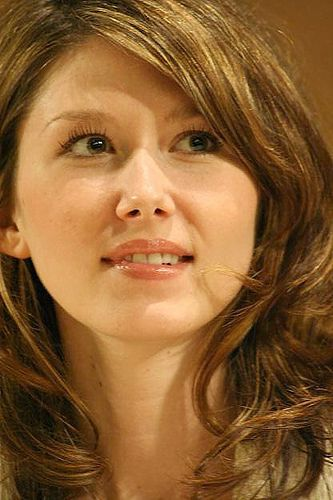 Jennifer Keller -- Well, really Jewel Staite who plays Jennifer Keller on Stargate