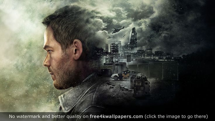 Quantum Break Game HD wallpaper