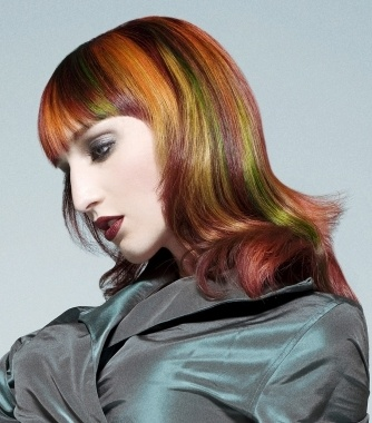 hair with style 10 best orange crush images on hair color 6258