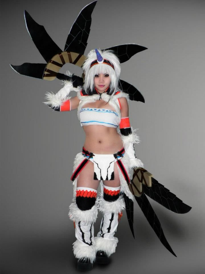 Kirin Armor (Monster Hunter Freedom)