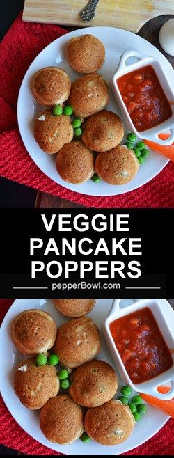 Pancake Paniyaram recipe is the Indian twist for the ready made pancake mix. Making the pancake mixture into doughnut shaped balls are easier to grab and a perfect food on go. Vegetable added to the recipe increases nutrient value to the dish.