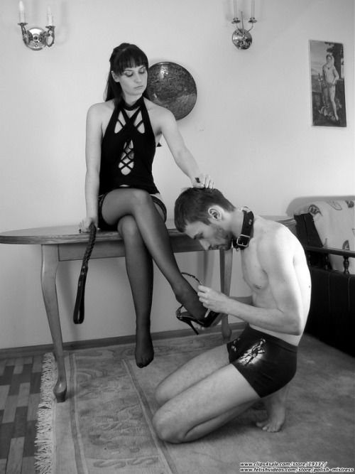 House slaves beg for anal discipline