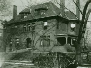 Thomas Niedringhaus Residence. 79 Vandeventer Place. Built ...