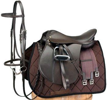 EquiRoyal Event Winner Saddle Package | ChickSaddlery.com