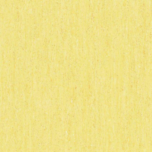 Linoleum Galben Omogen Optima de la Tarkett, este un linoleum care rezista la trafic intens comercial si in fata agentilor chimici foarte puternici.