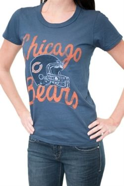 Chicago Bears vintage tee