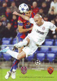 CFR Cluj v AS Roma - Champions League - 08.12.10 ...