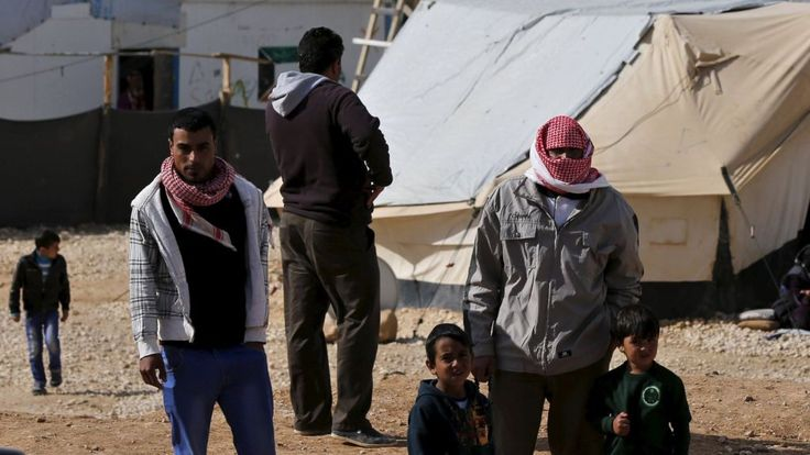 """Anna Salizzoni; King Abdullah of Jordan says his country is at """"boiling point"""" because of an influx of hundreds of thousands of Syrian refugees."""