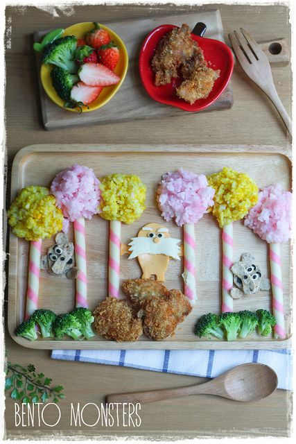 best 87 dr seuss inspired bento lunch and fun food images on pinterest food and drink dr. Black Bedroom Furniture Sets. Home Design Ideas