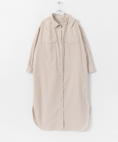 SENSE OF PLACEのワンピース / ワンピース「ミリタリーシャツワンピース」(AA84-26A006)をお買い求めできます!アーバンリサーチ、URBAN RESEARCH、DOORS、ROSSO、かぐれ、KBF、SENSE OF PLACE、Sonny Label、SMELLY、RODE SKO、UR SELECTの公式オンラインストア。新着アイテムが毎週入荷!!