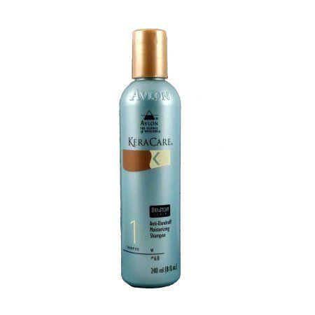 KeraCare Dry & Itchy Scalp Anti-Dandruff Moisturizing Shampoo by Avlon for Unisex, 8 oz