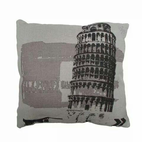 Cojin Torre de Pisa