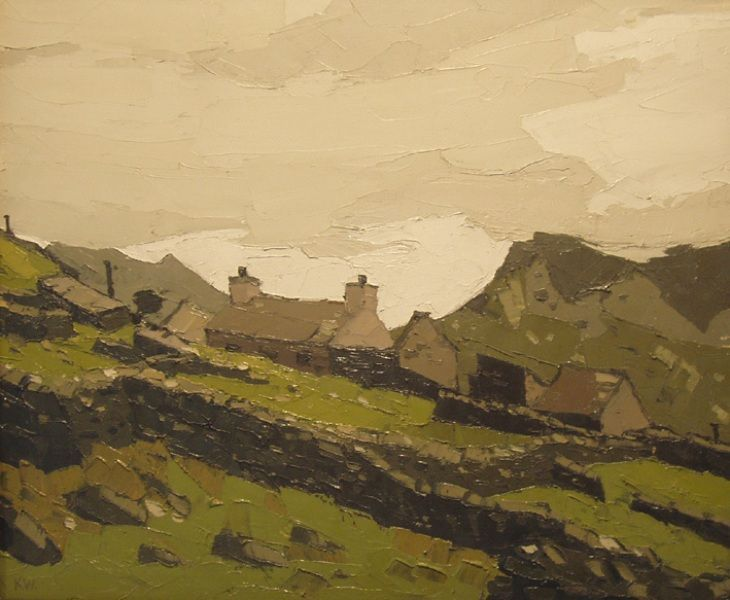 Sir Kyffin Williams KBE RA RCA - Martin Tinney Gallery