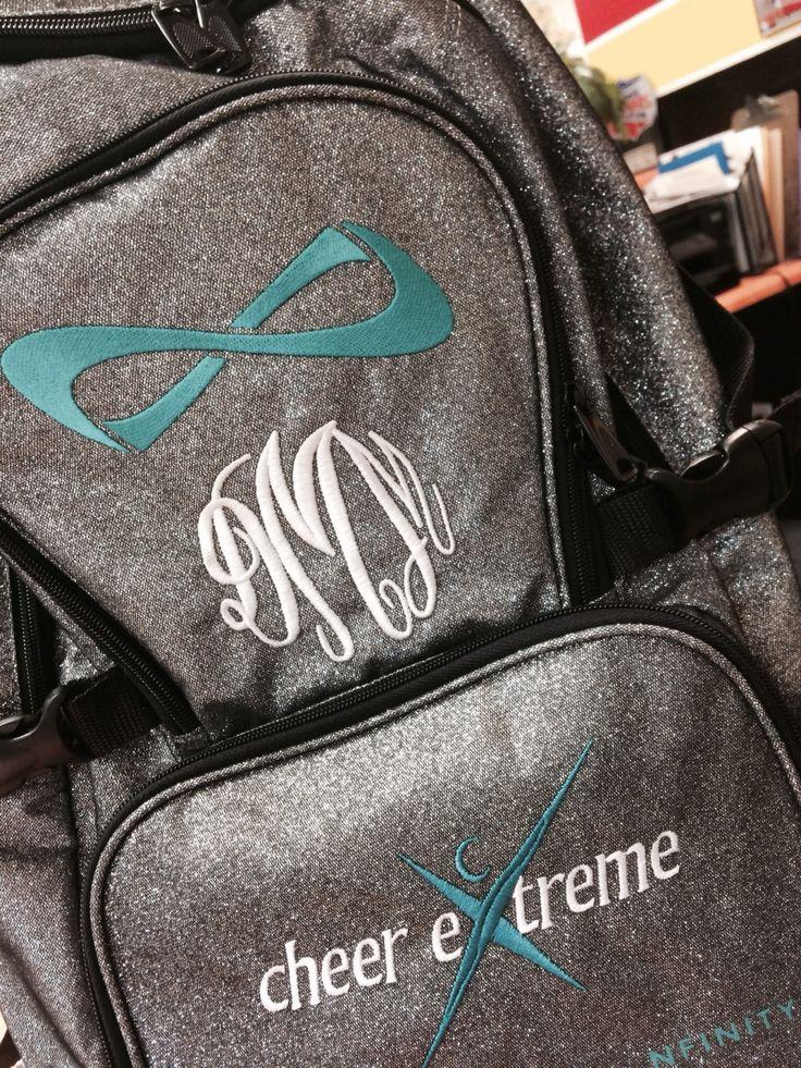 b596ba0f97 I want my backpack monogrammed like this one