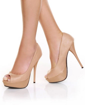 1000  images about Shoes on Pinterest | Pump, Peep toe platform ...