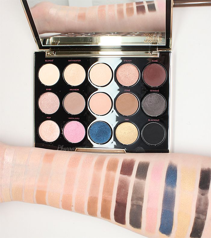 Phyrra shares her thoughts and swatches on the Urban Decay Gwen Stefani eyeshadow palette! Find out the inspiration behind every color!
