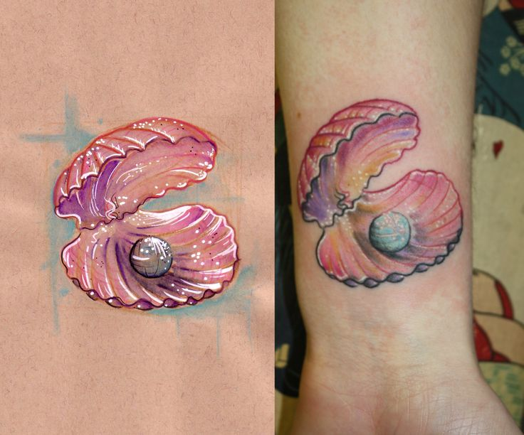 Tattoo, Clams S...