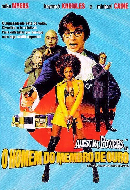 Watch Austin Powers in Goldmember (2002) Full Movie Online Free