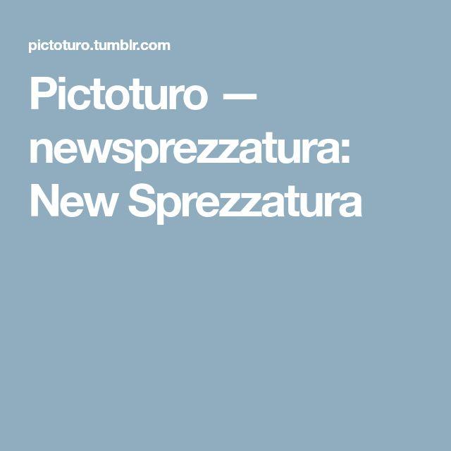 Pictoturo — newsprezzatura: New Sprezzatura