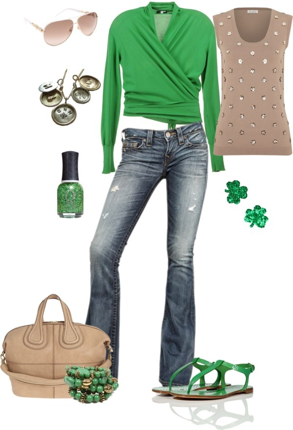 """""""Lucky Girl"""" by fun-to-wear on Polyvore"""