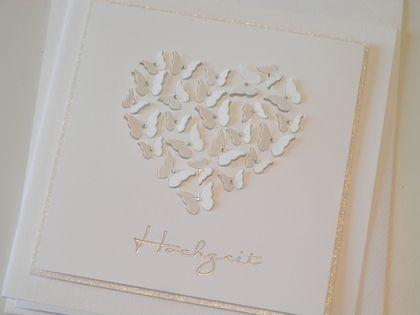 "Karte ""Hochzeit"" | Ansalia.ch"