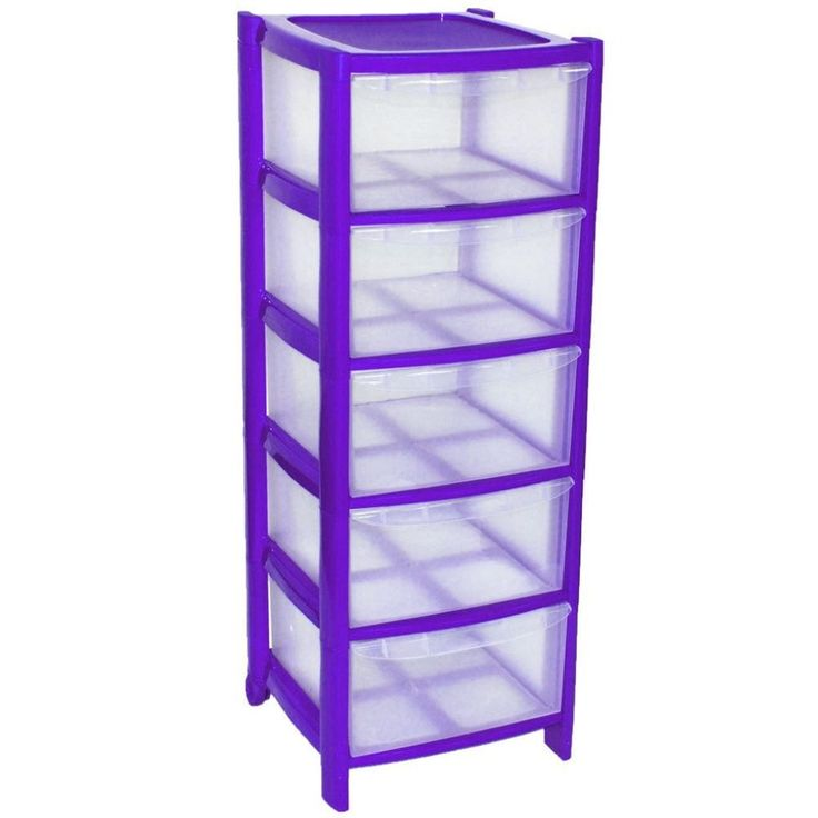 Plastic Storage Units With Drawers And Wheels
