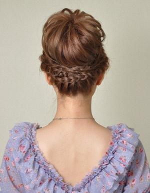 和服・着物のヘアスタイル アレンジ画像 【和装 向け 髪型】