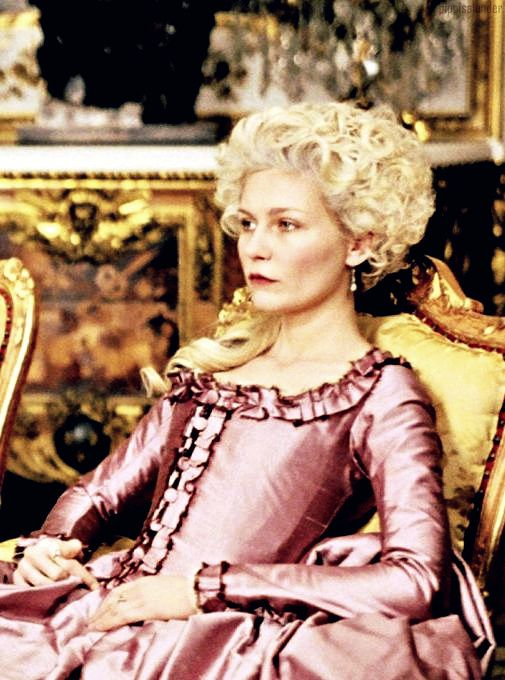 Marie Antoinette - the costume/set design in this movie is so perfect