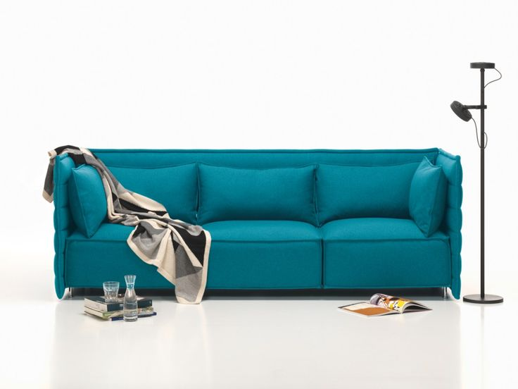 Alcove Plume Sofa by Ronan & Erwan Bouroullec