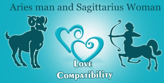 Know more about Aries man and Sagittarius woman love compatibility. Will the Aries man and Sagittarius woman relationship work.