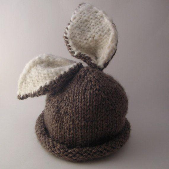 Briar Bunny Baby Hat - so adorable!