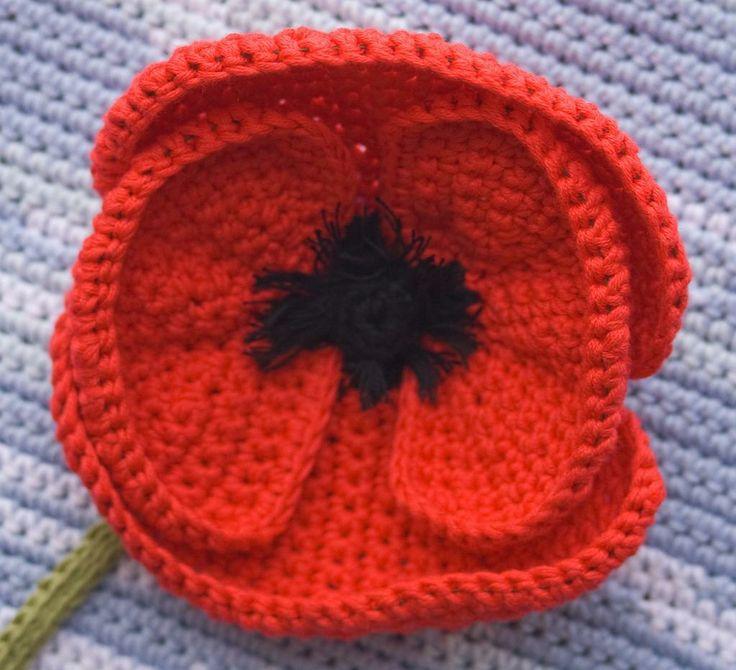 356 best images about Crochet Flowers & Leaves on Pinterest Crochet flo...