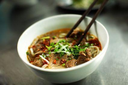 Vietnamese Beef Pho Soup