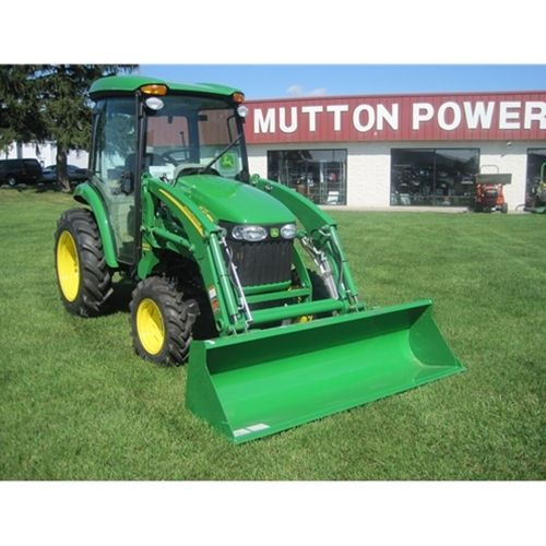 John Deere 3520 Compact Utility Tractor Package - Check it out at: http://www.muttonpower.com/store/p-2604-john-deere-3520-cab-tractor-loader.aspx