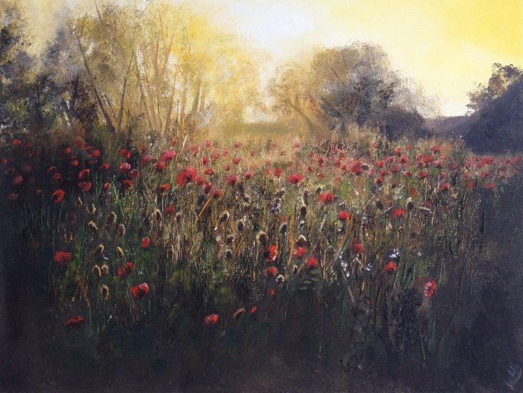 ARTFINDER: Luminescent by Kimberley  Harris - SOLD