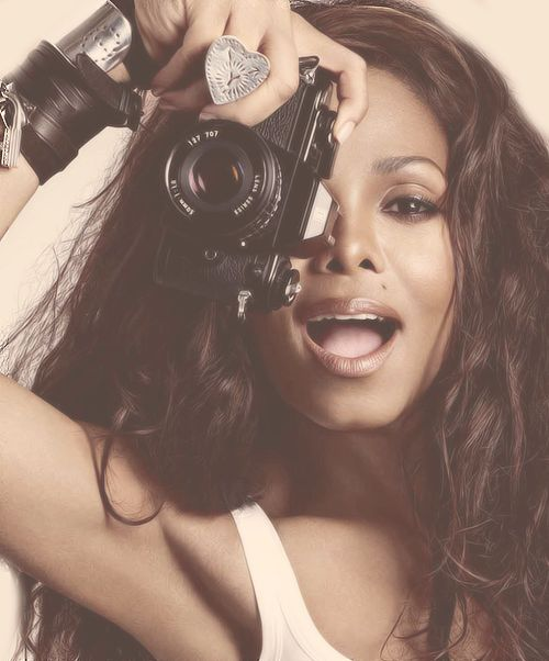 I love the camera and the camera loves j!