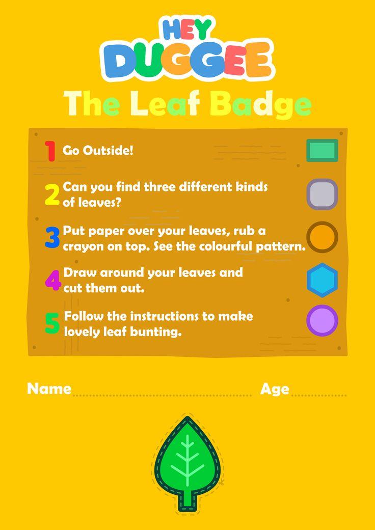 Leaf Badge_Activity 1 | Treehouse