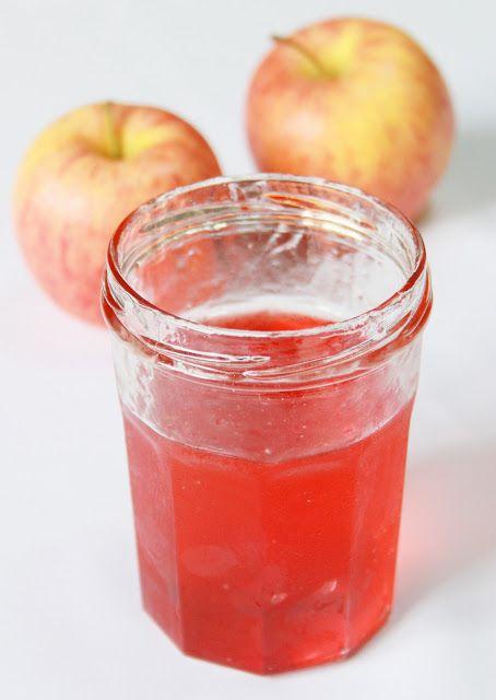 La Cuisine de Bernard: La Gelée aux Pommes
