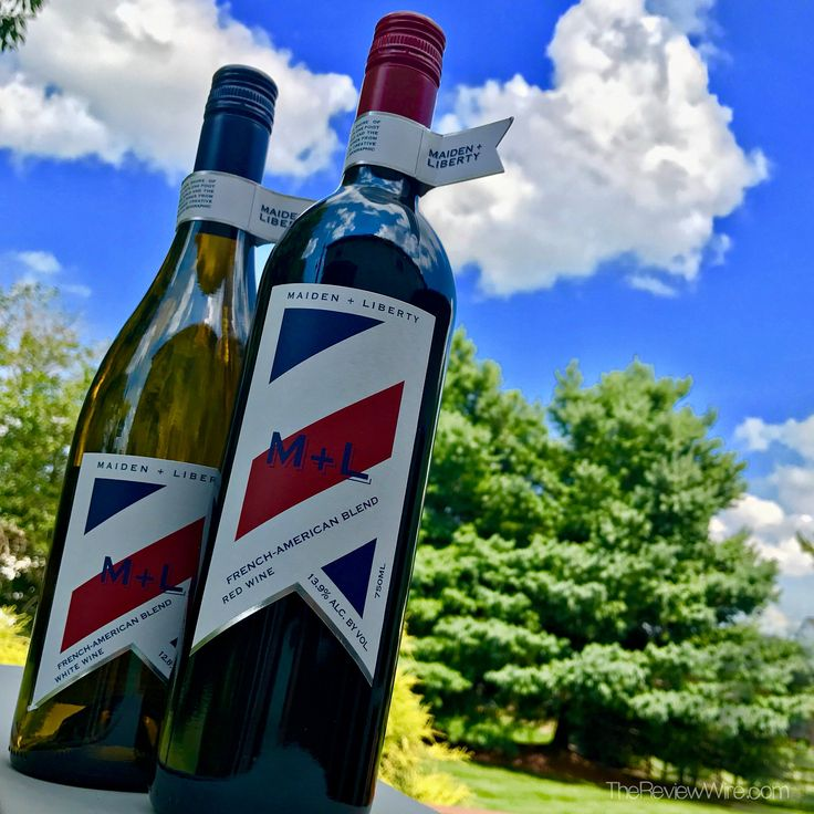 The Review Wire: Our Summer Guide features #wines from Maiden & Liberty & their latest French-American blends!   #rwm #reviewwireguide #summer