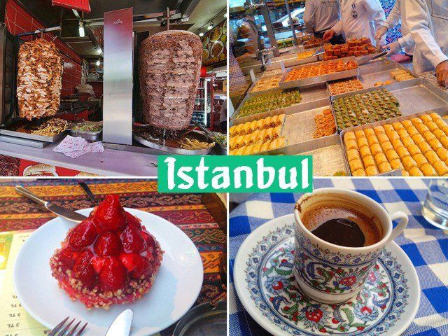 Planning a trip to Istanbul? 13 foods to entice your tastebuds.