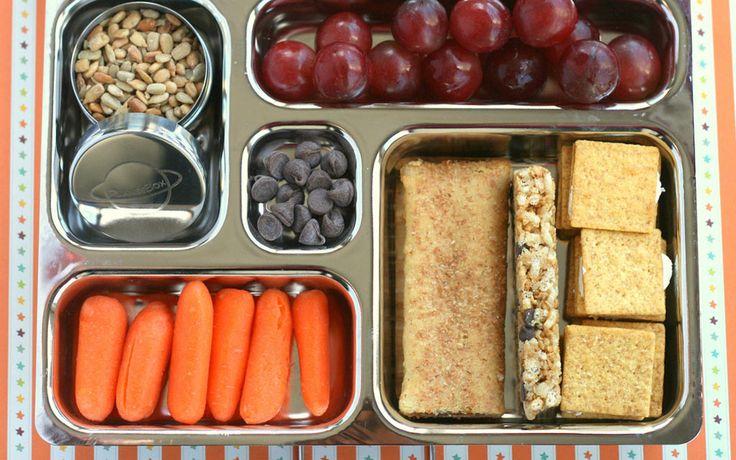 8 vegane gesunde Snacks gegen Heißhungerattacken
